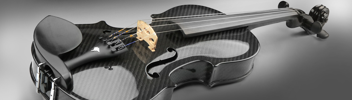 The Gayford Carbon Strad Violin the most technically advance carbon fiber violin in the world